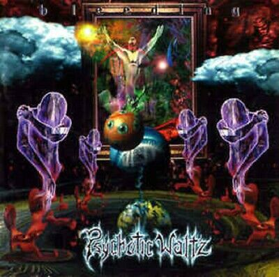 PSYCHOTIC WALTZ - Bleeding  CD