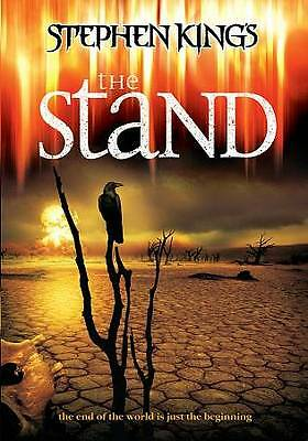 Stephen King THE STAND rare (6 Hour) Horror dvd Set GARY SINISE Molly Ringwald