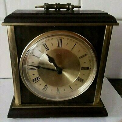 Working Vintage Metamec Mantle Clock