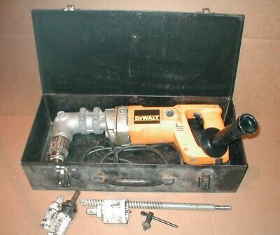 Dewalt Dw-120 Right Angle Drill - Very Good Condition And Free Shipping!