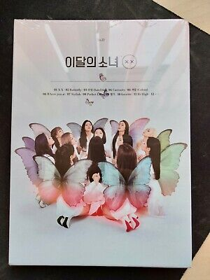 LOONA XX Limited A Version Album incl. Butterfly [SEALED]