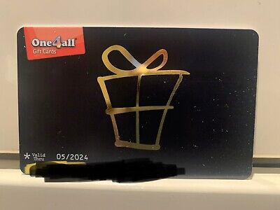 One4all Gift Card £100