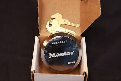 Master Lock Pro Series 6270 970 Hidden Shackle Padlock Truck Trailer Lock