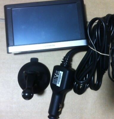 Garmin nuvi 2597 LMT Car GPS with Charging Cable / Mount and Bracket