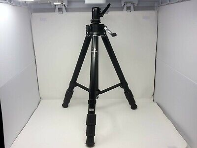 Pivot Point Black Tripod Cosmetology Mannequin Stand