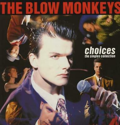 Blow Monkeys Choices UK vinyl LP album record PL74191 RCA 1989