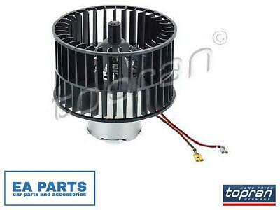 Electric Motor, Interior Blower For Opel Topran 207 328