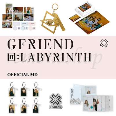 PRE-ORDER GFRIEND 여자친구 [ 回 : LABYRINTH ] KPOP OFFICIAL MD + Tracking Number