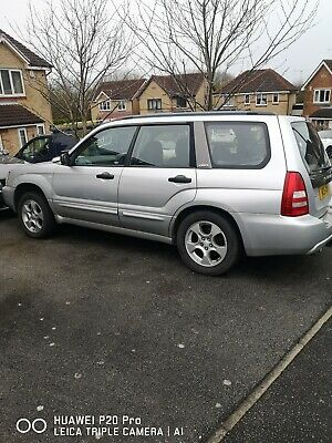 2004 Subaru Forester XT Turbo