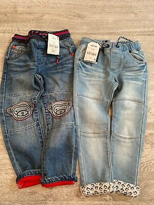 2 Pairs Of Boys Next Jeans BNWT -  2-3 Years!