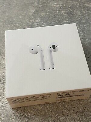 Apple 2nd Generation Airpods with Wireless Charging Case - MRXJ2AM/A *BRAND NEW*