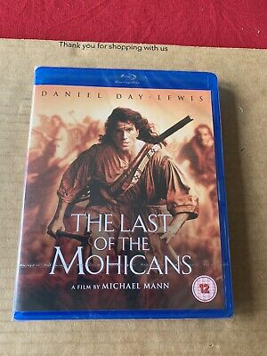 The Last Of The Mohicans (1992) BLU RAY NEW & SEALED Daniel Day Lewis