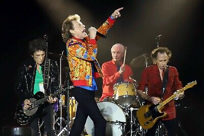 2 Rolling Stones Tickets  Sec 133 Row 2 Seat #5 and 6 ORCHARD PARK NY 6/6/2020