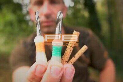 5 x 8mm cork sticks super strong and super bouyant for corking up carp baits