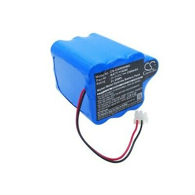 Battery For CARDIOLINE Delta 60+ ECG Machine