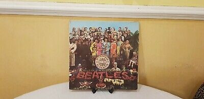 The Beatles Sgt Peppers 1st Press Original, 1967 Vinyl UK Parlophone PMC7027