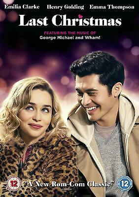 Last Christmas - Henry Golding [DVD] Released On 16/03/2020