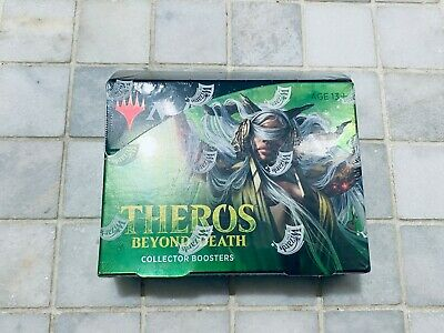 Magic the Gathering MTG Theros Beyond Death Collector Booster Box NEW 12 PACK
