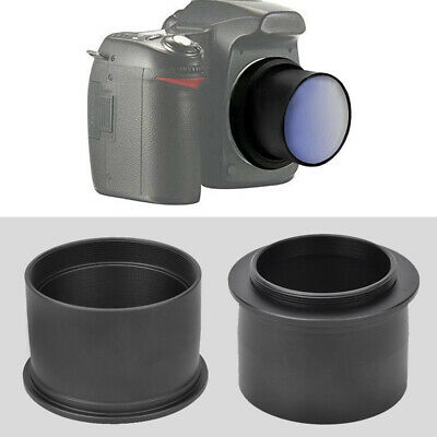 2inch T Mount Telescope Lens to M42 x 0.75 Thread Adapter Ring for Astronomy CO