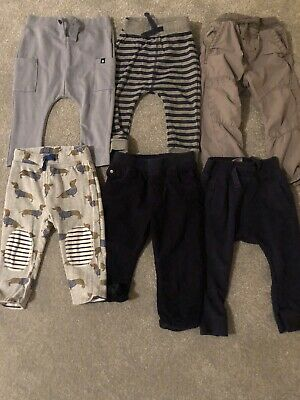 Boys 12-18 Month Clothes Bundle Boden Next M&S Mothercare