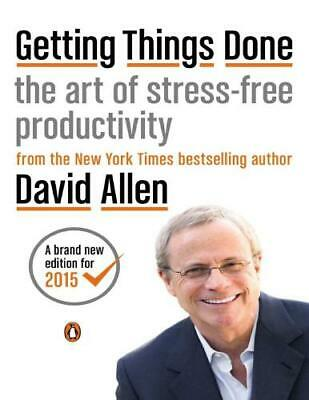 Getting Things Done: The Art of Stress-Free Productivity eBooks EBOOK PDF