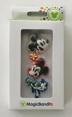 Disney Parks Magic Bandits Mickey Mouse and Friends Set Minnie Goofy