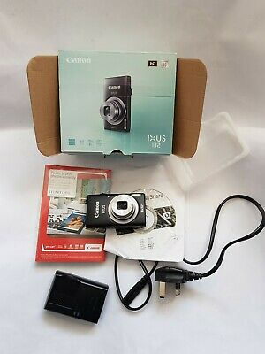 Canon Dsc Ixus 210 Sil Camera Includes Extras And 8 Gb Card