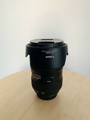 Canon Zoom Lens EF 24-105mm f/4 II IS L USM - Mint Condition
