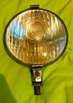 Classic Lumax F8 Spot Light, working, Mini Cooper, Ford, Hillman, Vw Beetle Car
