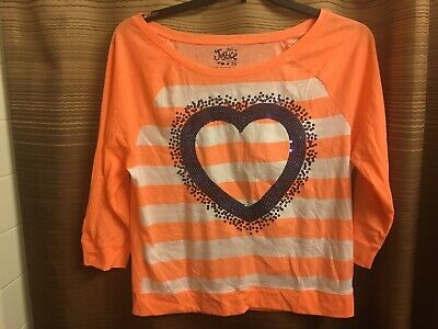 girls size 20 justice active top justice clothing shirt 20 clothes crop top