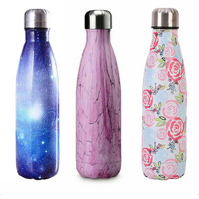 Stainless Steel Vacuum Insulated Water Bottle Flask  Sports Chilly Vacuum Flasks