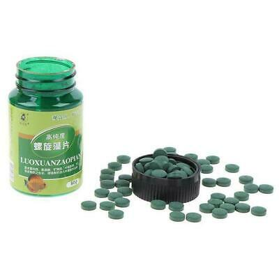 50/100g Spirulina Tablets Enrichment Food For Fish Tank Shrimp Red Crystal D7Y5