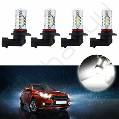 9005+9006 3000LM 30W Headlight Hi/Low HID 6000K Cree HID LED 15 SMD Combo