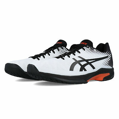 Asics Hombre Solution Speed FF Tenis Zapatos - Blanco Deporte Transpirable