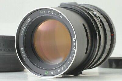 【 Near Mint】 Mamiya Sekor C 250mm f/4.5 MF Lens For RB67 Pro S SD From JAPAN