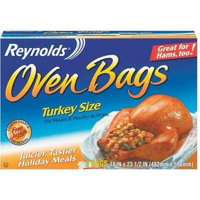 Reynolds 19 In. x 23-1/2 In. Oven Bag (2 Count) G10510  - 1 Each