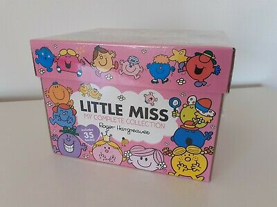 Little Miss - My Complete Collection Box Set - NEW - RRP £104!!!