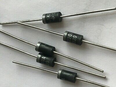 Diode TVS 1.5KE-220A made by General Semi 5pcs £3.50 H501