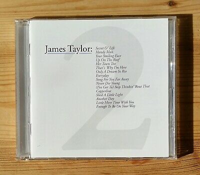 James Taylor - Greatest Hits Volume 2 - CD
