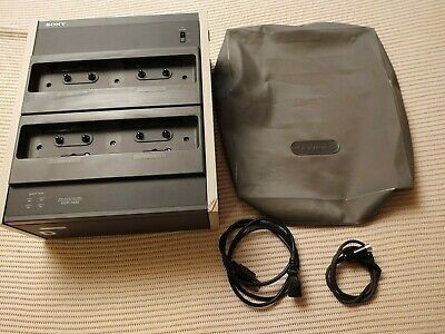 Sony 1400 Cassette Duplicator with a Cover