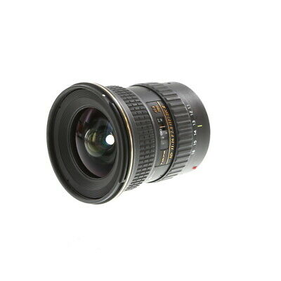Tokina 11-16mm F/2.8 Aspherical AT-X Pro IF DX SD II EF Mount Lens For Canon EX