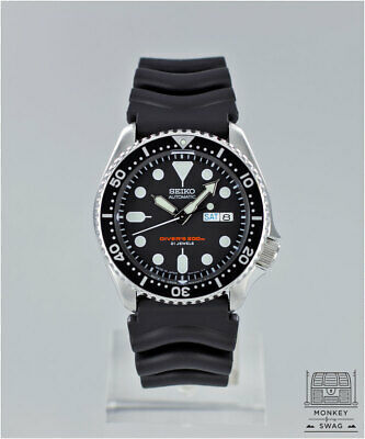 Seiko SKX007J1 Automatic Divers Watch JDM (Japanese Domestic Model)