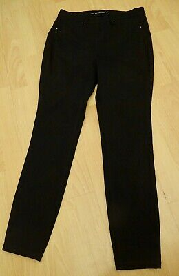 NEXT Black Full Length Jean Look Legging Size 10R.Brand New no Tags