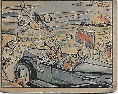 Two 1938 Horrors of War #12 & #29   poor/good
