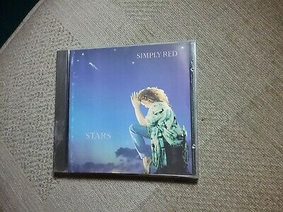 simply red stars cd freepost in very good condition