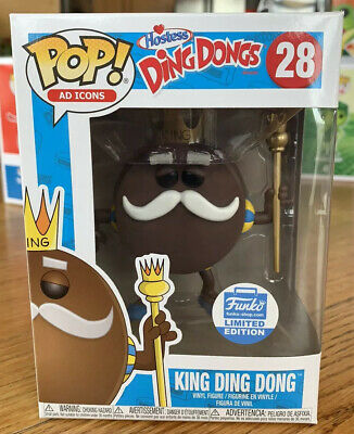 Funko Pop King Ding Dong Ad Icons Funko Shop Exclusive