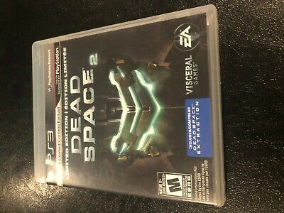 Dead Space 2 - Limited Edition (Sony PlayStation 3, 2011) PS3
