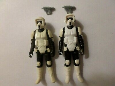 """NICE Replacement Vintage Style 1/""""Endor Biker Scout Weapon Blaster ROTJ Star Wars"""