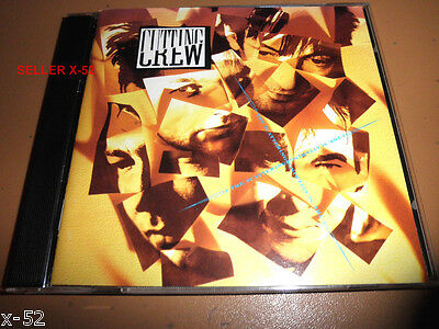 CUTTING CREW cd THE SCATTERING everything but my PRIDE the rare second album