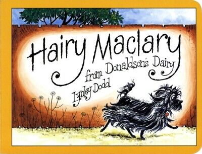 Lynley Dodd (Author) - Hairy Maclary from Donaldson's Dairy